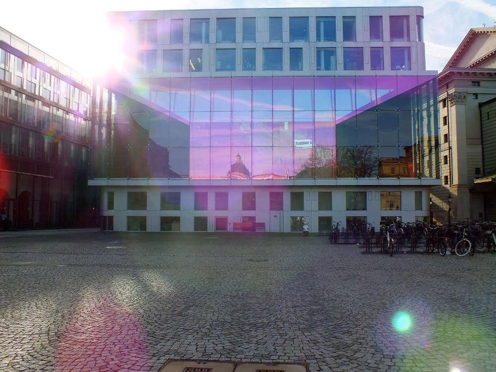 Die Fünf Höfe im Herzen von München