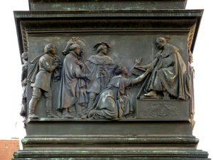 100 Jahre: Beyerische Verfassung - Nationaltheater - Max von Pettenkofers